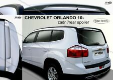 SPOILER REAR ROOF CHEVROLET ORLANDO WING ACCESSORIES