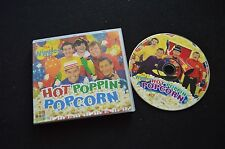 THE WIGGLES HOT POPPIN POPCORN RARE AUSTRALIAN CD! ABC TV