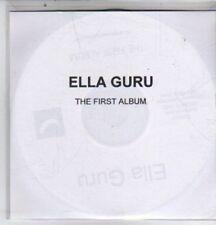 (DE693) Ella Guru, The First Album - DJ CD