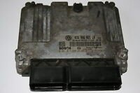 VW Passat MK7 1.9 TDI BXE ENGINE CONTROL UNIT ECU 03G 906 021 LR