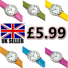 Reflex Ladies Watch Ultraclaro Dial opción de 4 Correa Colores