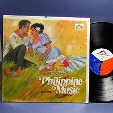 ERIC DIMSON Organist Philippine Music TSP 5011