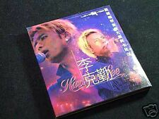 HK Vcd x 2 HACKEN LEE Big Party Live 2002 李克勤 新城唱好克勤大派對
