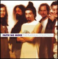 FAITH NO MORE - THE PLATINUM COLLECTION CD ~ MIKE PATTON ~ GREATEST HITS *NEW*