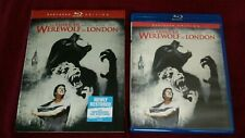 An American Werewolf in London Blu-ray W/Slipcover Case