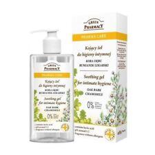 Green Pharmacy Natural Intimate Hygiene Soothing Gel Oak Bark Chamomile 300ml