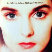 SINEAD O'CONNOR so far - the best of (CD, compilation) greatest hits, best of