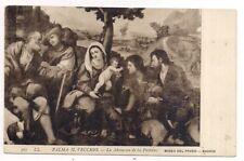 madrid , museo del prado , palma il vecchio , la adoracion de los pastores