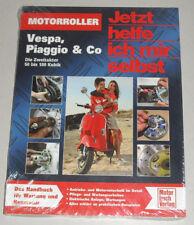 Reparaturanleitung Piaggio Vespa Gilera 50 80 125 150 180 ccm Zweitakt Roller