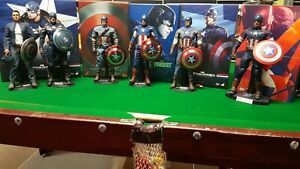 1/6 Hottoys Captain America Collection