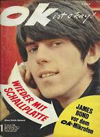 ok ist okay! Nr.1 vom 10.1.1966 Rolling Stones, Drafi Deutscher, Marion, Beatles