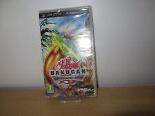 Bakugan Defenders Of The Core Sony Psp Nuevo Empaquetado Pal Versión