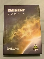 Eminent Domain & Escalation - Board Games - Excellent Condition