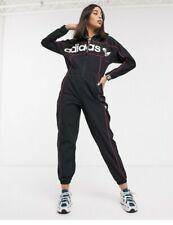 Adidas Originals RYV Boilersuit Jumpsuit in black, Uk Size 16 Boiler Suit (77)