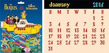The Beatles Yellow Submarine  2016 Standee 6 1/2 x 7 3/4 Calendar