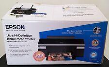 Epson Stylus Photo R280 Ultra Hi-Definition Photo Printer New Open Box FREE SHIP