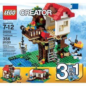 Lego 31010 Creator Treehouse New Sealed