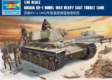 Trumpeter 00359 1/35 KV-1 Model 1942 Heavy Cast Turret