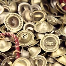 50 - DOME Tribal BUTTONS BellyDance OLD Authentic ATS Belly Dance