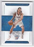 2016-17 Steven Adams #/99 Panini National Treasures OKC