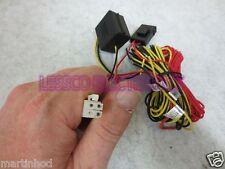 Sirius Satellite Radio SIR Series SCV1 4 Pin Power Plug Wire Harness