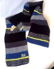 Barts Mens Knit Scarf Multicoloured R322-29