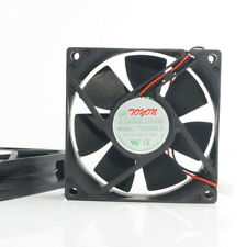 TD8020LS 12V 0.08A 8CM Fan for drinking machine 8020 80*80*20MM 2-pin