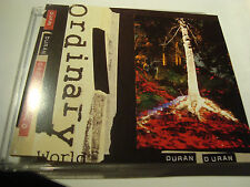 RAR SINGLE CD. DURAN DURAN, ORDINARY WORLD. MADE IN HOLLAND. 4 TRACKS