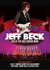 Jeff Beck: Live at the Hollywood Bowl DVD NEW
