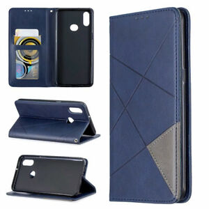 For Samsung Galaxy A51 A71 A10S Luxury Wallet Flip Leather Phone TPU Case Cover