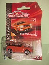 MAJORETTE  Range Rover Evoque  PREMIUM CARS  SERIES 2  1:64 DIE-CAST  NEW