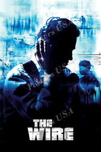 Posters USA - The Wire TV Show Series Poster Glossy Finish - TVS416