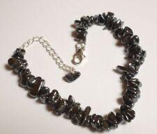20 - 21.49cm Length Hematite Fine Bracelets