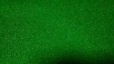 A4 FELT BAIZE self adhesive protect craft dolls house carpet ASTROTURF GREEN