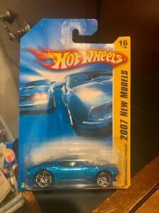 2007 Hot Wheels New Models '70 Pontiac Firebird #16 Blue