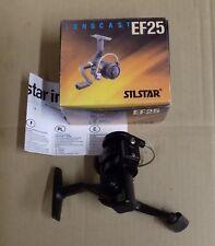 Silstar EF25 S-21 Spinning Reel NIP