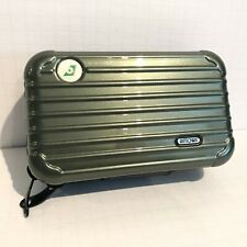 Rimowa Amenity Kit for EVA AIR Airline First Class - Olive Grey -  Case Only