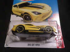 HW HOT WHEELS 2017 HW THEN AND NOW #10/10 2013 SRT VIPER YELLOW HOTWHEELS VHTF