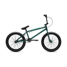 "VERDE EON 2018 20"" BMX BICYCLE GREEN STREET BMX BIKE 20.25"" TT"