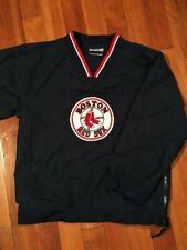 Genuine Merchandise Boston Red Sox Embroidered Pullover Jacket/Windbreaker~Sz 7