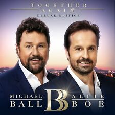 Together Again CD+DVD, Deluxe Edition Michael Ball and Alfie Boe +FUNNY FOOTAGE!