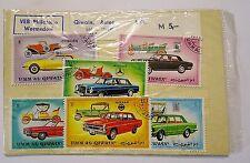 Briefmarken aus der BRD (ab 2000) mit Auto-Motiv