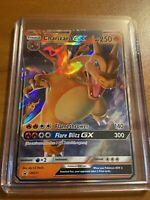 Pokemon Card Charizard GX Promo SM211 Hidden Fates Holo Ultra Rare Excellent