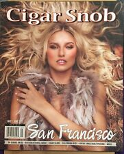 Cigar Snob San Francisco Bay Area Travel Guide May/June 2015 FREE SHIPPING!