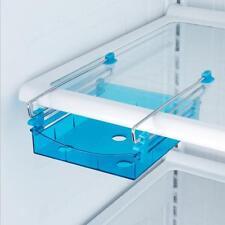 Set Boîte de rangement Plateau Pour Réfrigérateur 15x12x2.5cm Plastique + Inox