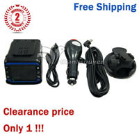 2inch VGR-3 Car Camera Recorder DVR Detector 3 in 1 HD 1280*720P Electronic Dog