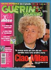 GUERIN SPORTIVO-1997 n.49- BERLUSCONI/CIAO MILAN-INTER-ZACCHERONI-FILM-CALCIOM.