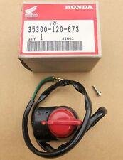 NOS Honda Kill Switch (Black Wire) for Z50A 76-78 / Z50A K3-K5 (35300-120-673)