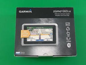 Garmin Zumo 660 Motorcycle GPS