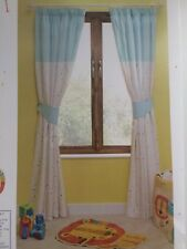 Next curtains Little Zoo,with black out lining,168cm(66)x137cm(54),100%cotton